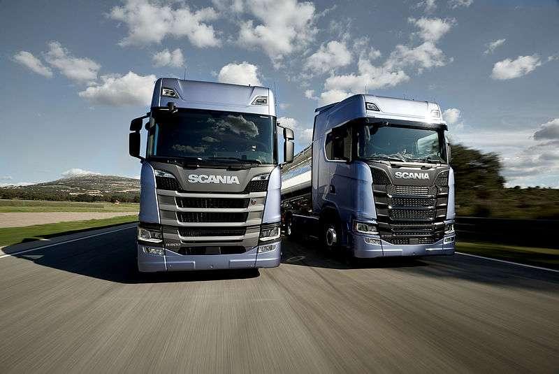 Nya Scania R-Serien