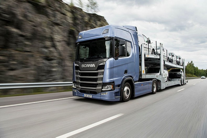 Scania P-Serien