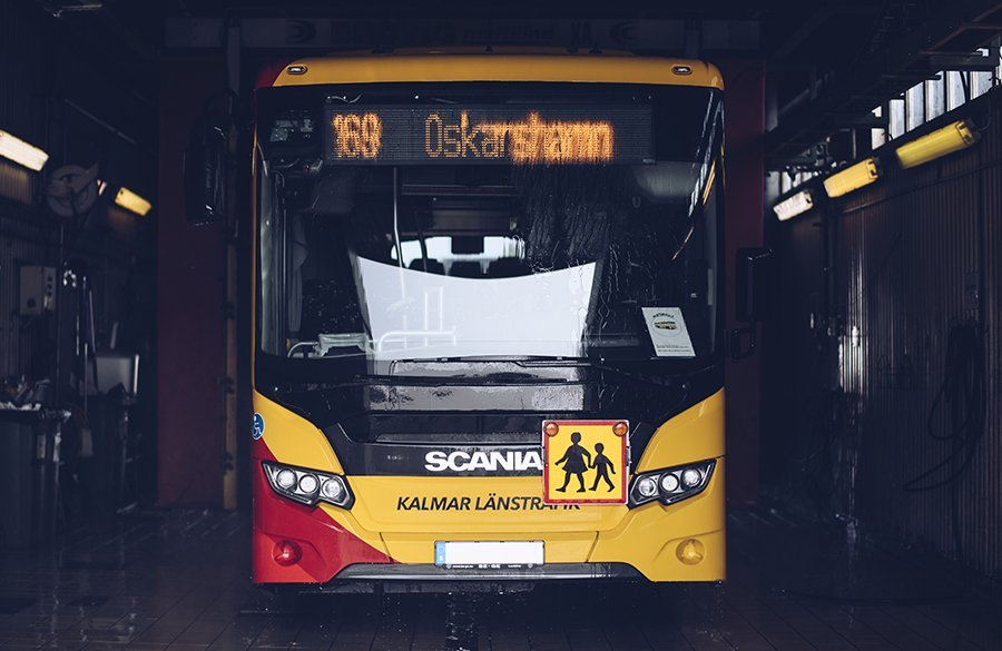 Interncitybuss